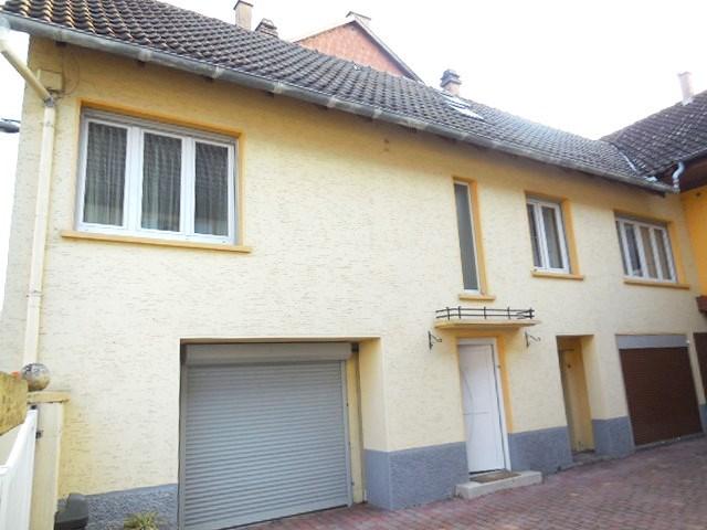 Appartement Mittelhausbergen